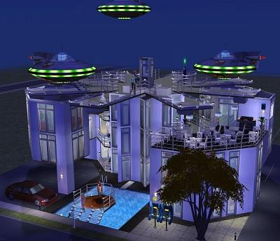 SimMaster Ralph's Spaceport