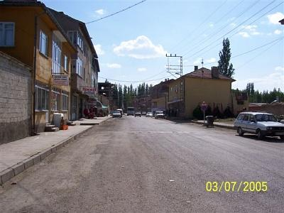 Main street, Ulas